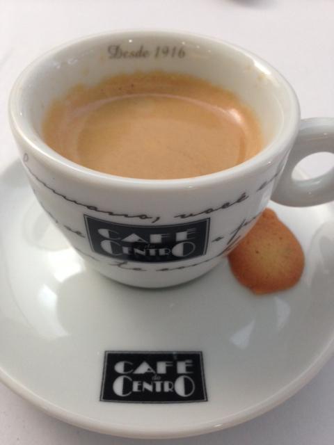 Café do Centro, Forneria