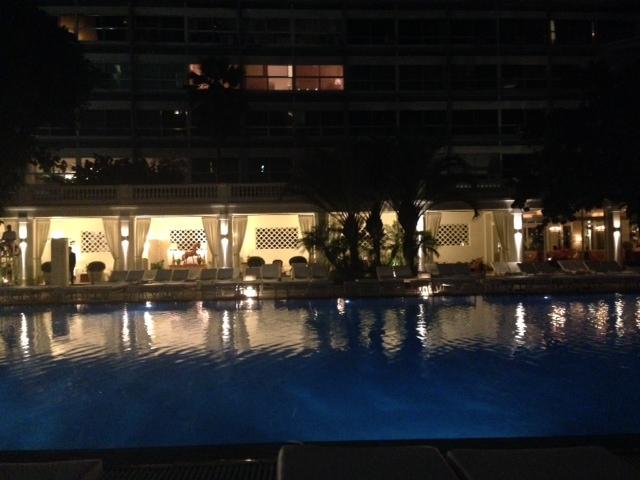piscina Copacabana Palace