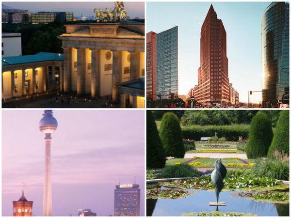 Turismo Berlim e Viena