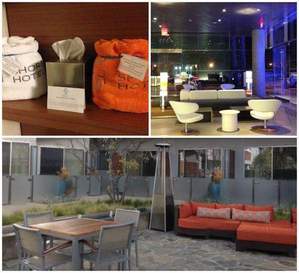Shore Hotel - sustentabilidade e ótima localização em Los Angeles