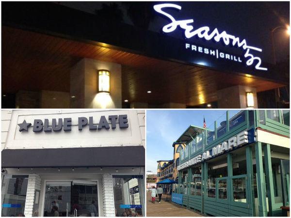 Santa Monica restaurantes