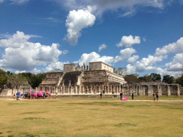 Um roteiro pelas pirâmides mexicanas