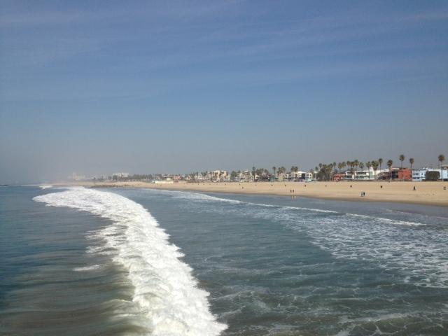 Santa Monica praia