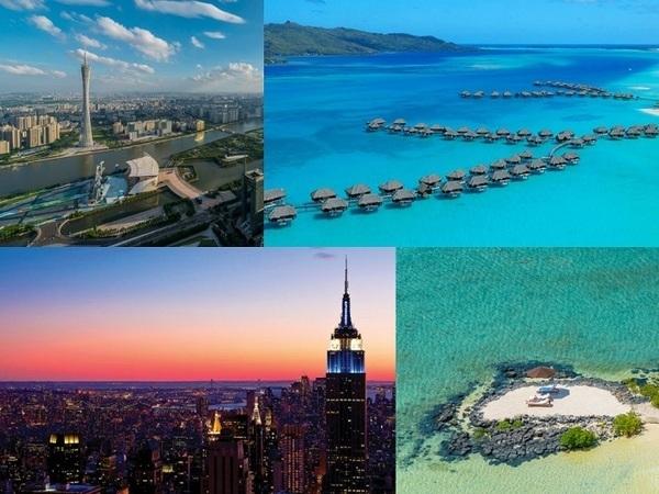 Four Seasons inova: hotel de luxo nos ares!