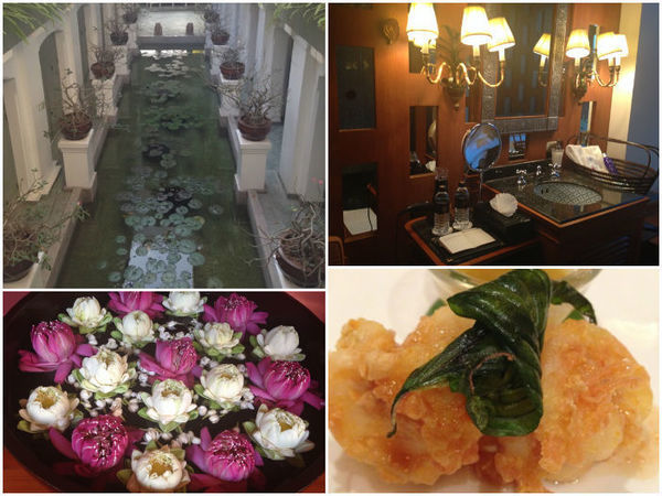 Aulas de culinária tailandesa para hóspedes