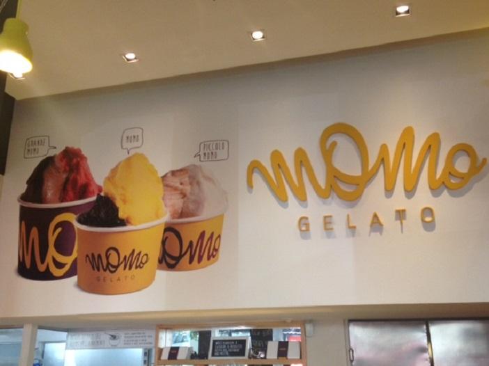 sorvetes Momo
