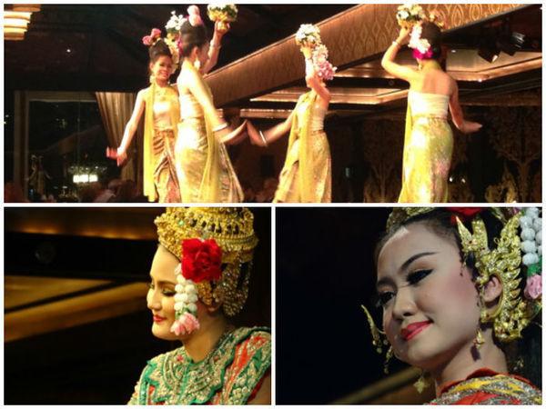 Restaurante Sala Rim oferece Show de dança em Bangkok