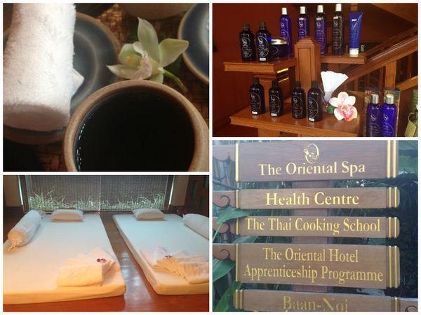 Massagem inesquecível no spa premiado do hotel Mandarin Oriental
