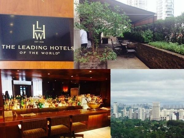 Fasano: hotel de luxo em São Paulo