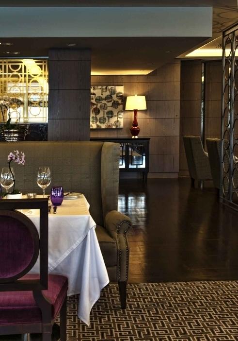 L'Etoile - o novo restaurante do Hotel Sheraton