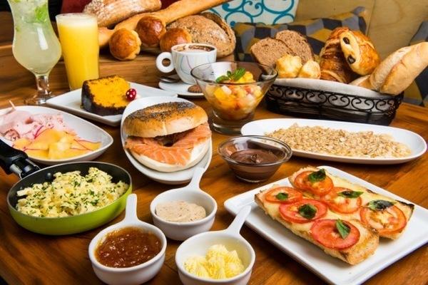 Onde tomar café da manhã no Rio