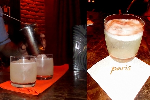 Paris Bar - Monica Barros
