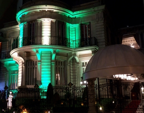 Paris Bar no clima Copa - Monica Barros