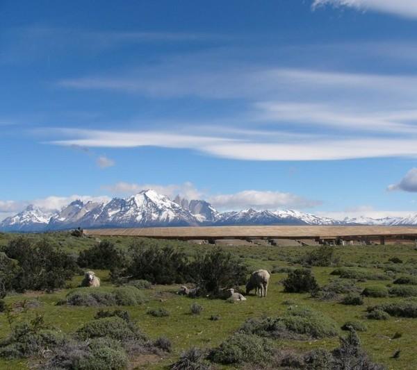 Tierra Patagonia exterior October 11