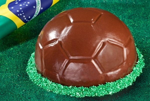chocolate pra copa