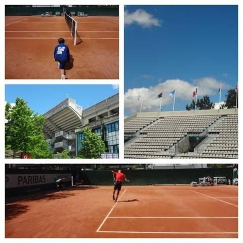 Roland Garros 2014 - Paris