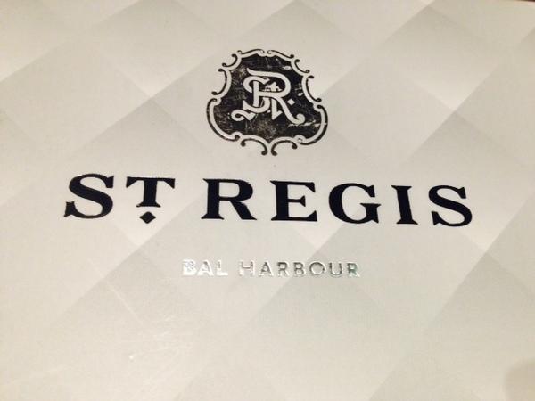 St Regis - hotel de luxo em Miami