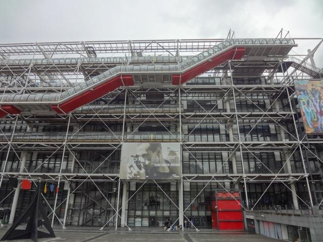 centre george pompidou