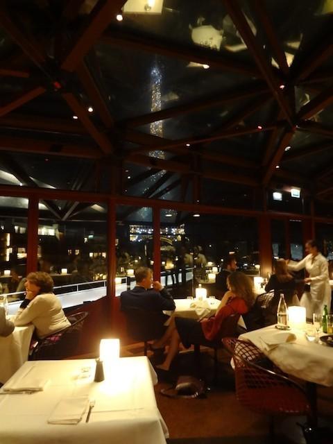 Restaurante Les Ombres - Paris