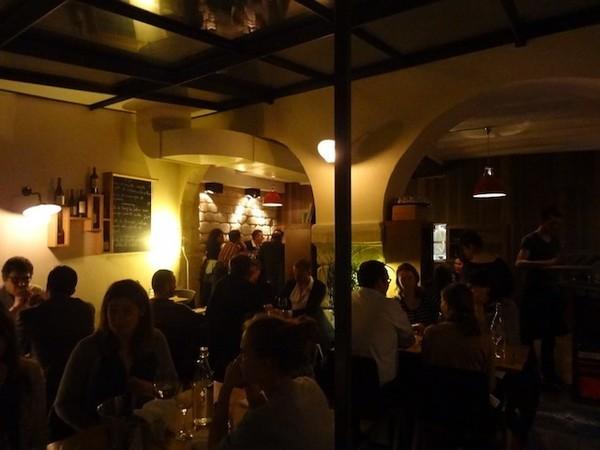 Restaurante Jaja - Paris