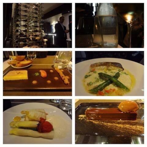 Pratos Restaurante Les Bouquinistes - Paris