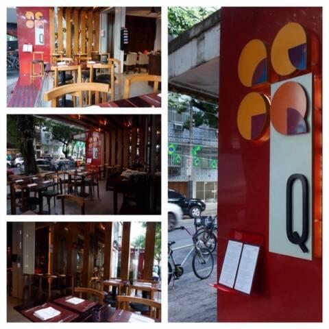 Q Bistrô Brasileiro - Restaurante - Leblon - Rio de Janeiro