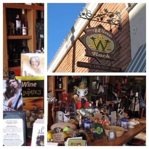 Ventura na Califórnia / The Wine Rack