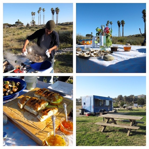 Ventura - Califórnia / The Jolly Oyster