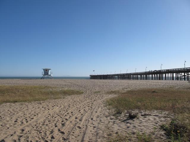 San Buenaventura State Beach - desaparecimento da atriz Naya Rivera, de Glee