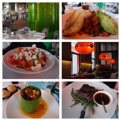 Pratos restaurante Tokyo Eat - Paris