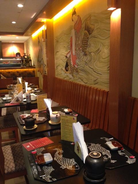 restaurante japonês leblon