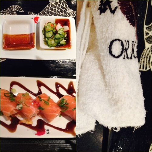 Origami - restaurante japonês no Leblon