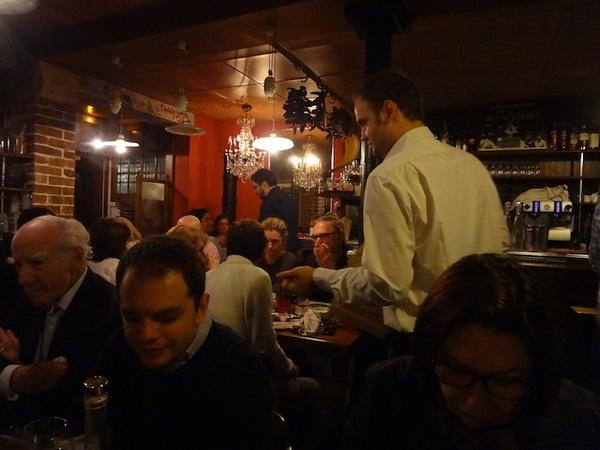 Restaurante L'ami Jean - Paris