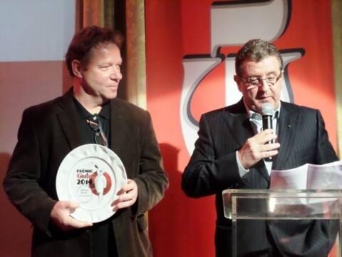 Claude Troisgros e Laurent Suaudeau