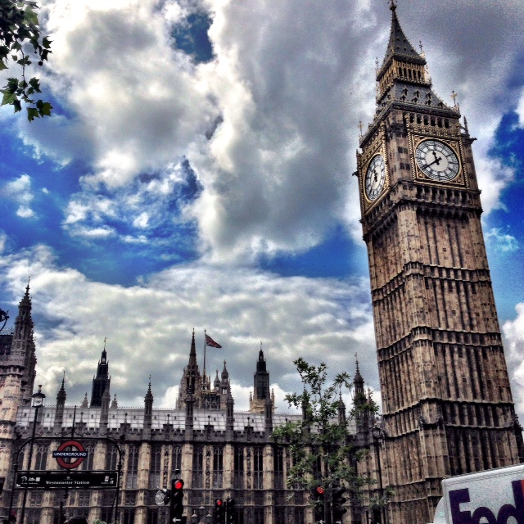 melhores hotéis de londres - Big Ben