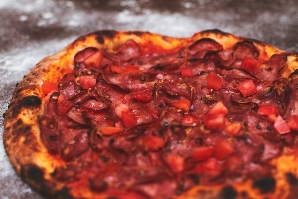 terceira pizza