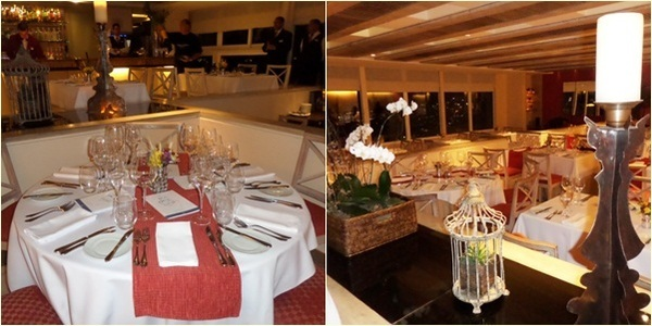 Ambiente restaurante skylab