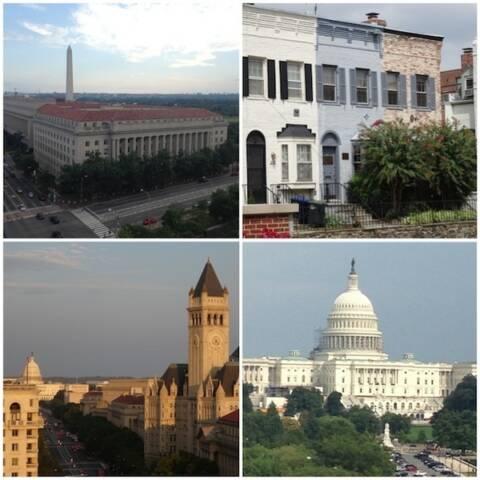 10 coisa para fazem em DC