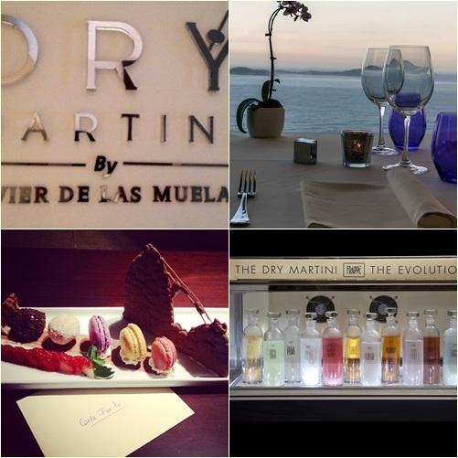 Dry Martini e Letoile Sheraton Rio