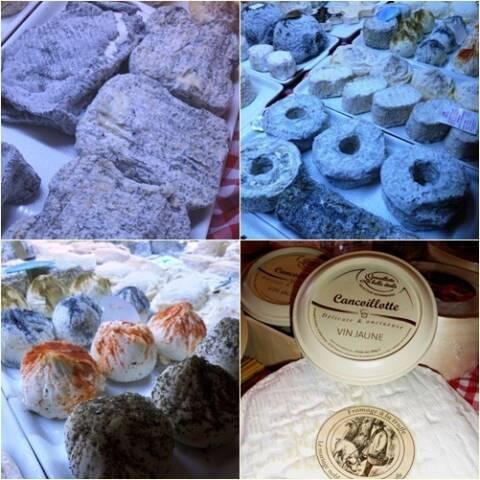Festival de queijos