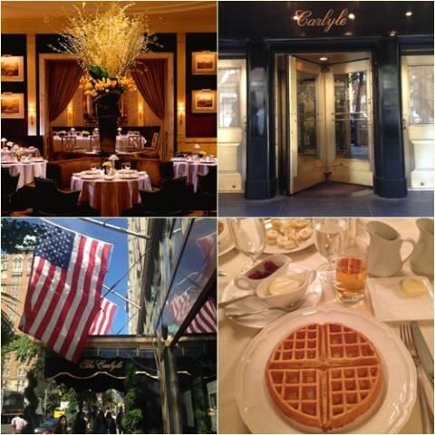 The Carlyle: Luxo e tradição em NY