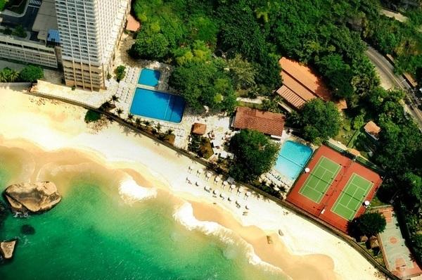 Sheraton Rio Hotel & Resort, um dos mais tradicionais do Rio