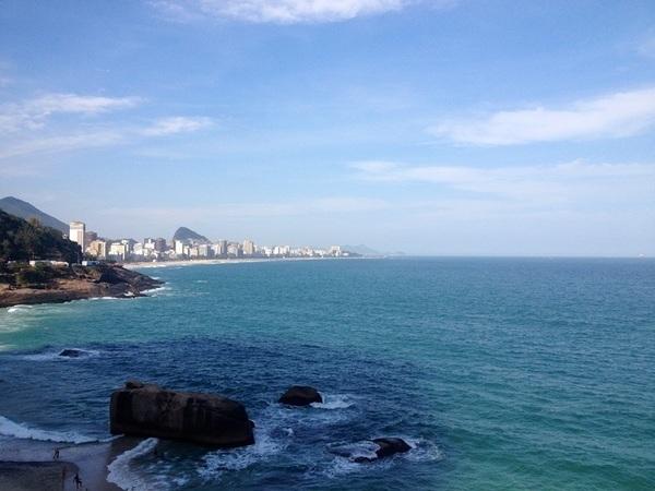 Hotel de luxo no Rio