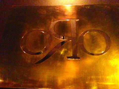jantr no oro