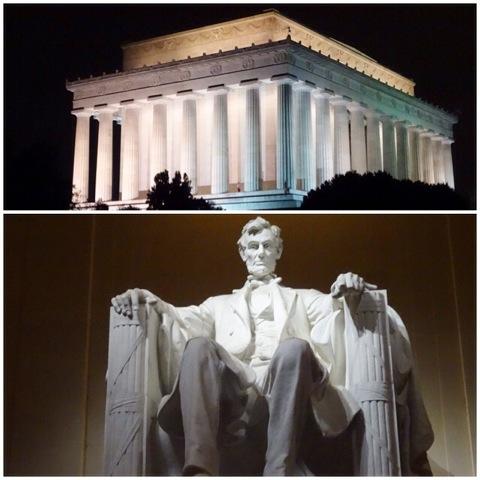 Monumentos em DC