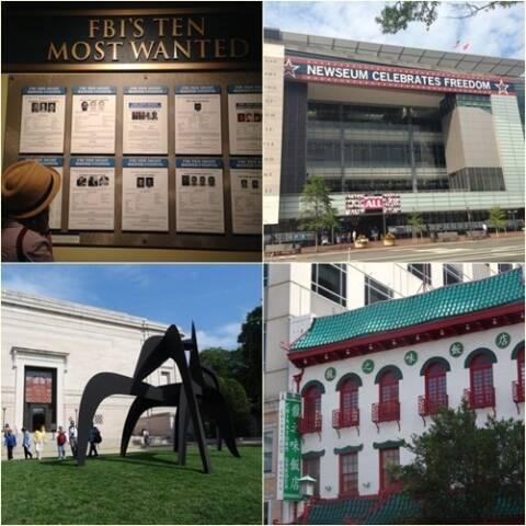 Museus Washington