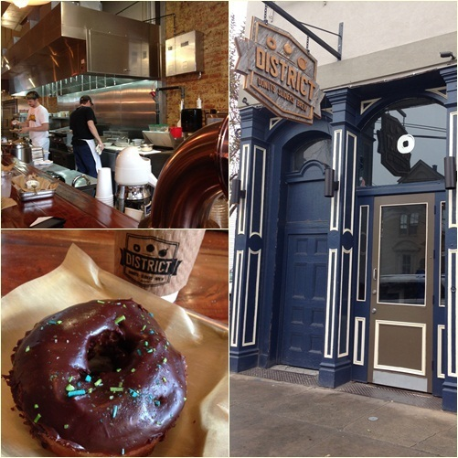 New Orleans District Donuts