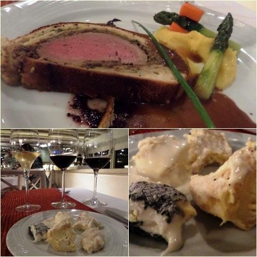 Pratos Restaurante Skylab