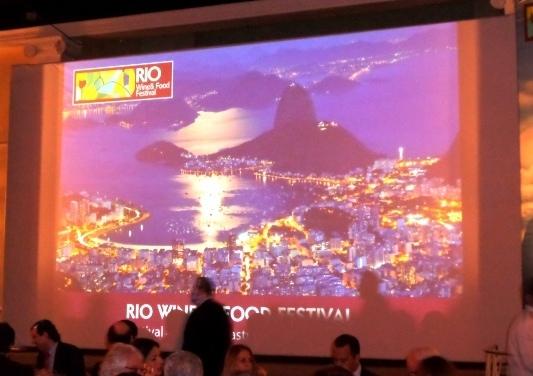 Rio wine and food