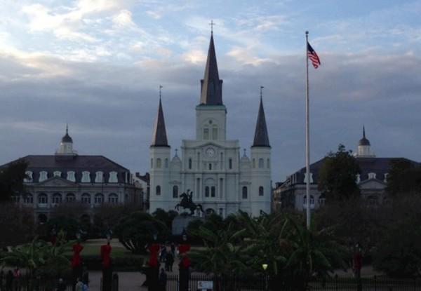catedral de new orleans